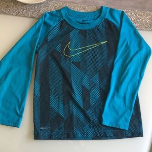 Nike Boys Dr-fit Top